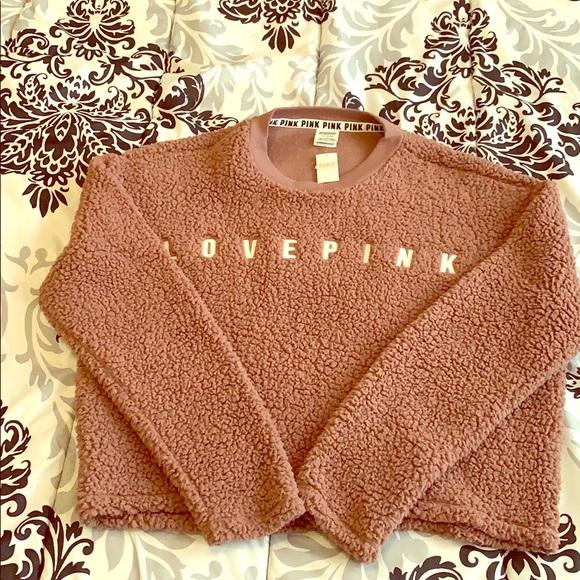 Victoria's Secret Sweaters - ❄️New Victoria secret Pink sweater❄️